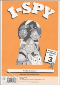 Cathy Lawday - I-Spy - Flashcard and poster Pack 3.