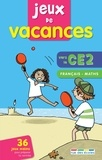 Cathy Racle - Jeux de vacances français-maths vers le CE2.