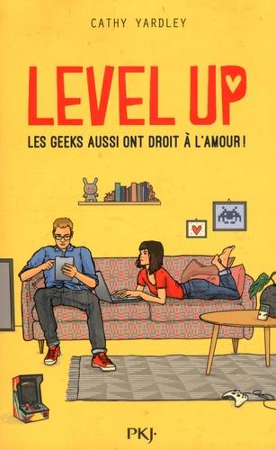 Level Up Les Geeks Aussi Ont Droit A L Amour Grand Format