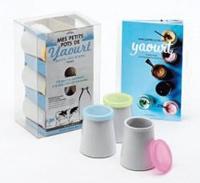 Cathy Ytak - Coffret Mes petits pots de Yaourt maison, vrais & bons - 39 recettes originales + 6 petits pots de porcelaine.