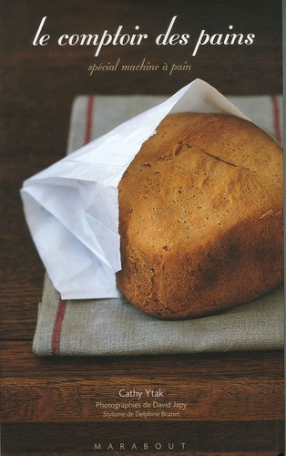 Cathy Ytak - Le comptoir des pains.