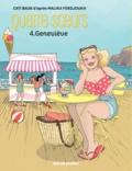 Cati Baur et Malika Ferdjoukh - Quatre soeurs Tome 4 : Geneviève.