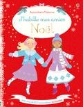 Catriona Clarke et Leonie Pratt - Noël - Avec plus de 600 autocollants réutilisables.