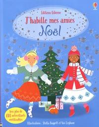 Catriona Clarke et Leonie Pratt - Noël - Avec plus de 600 autocollants.