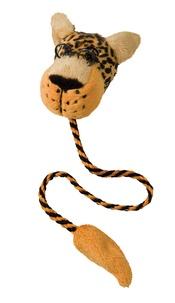 CATWALK - If  marque page peluche à cordon jaguar