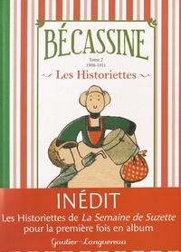 Caumery - Bécassine Les Historiettes Tome 2 : 1908-1911.