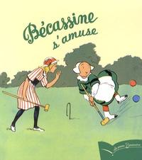 Caumery - Becassine s'amuse.