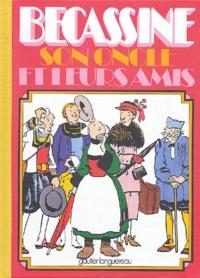 Caumery et J-P Pinchon - Bécassine Tome 10 : Bécassine, son oncle et leurs amis.