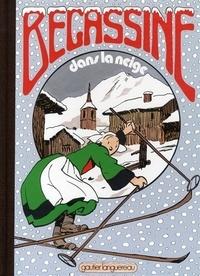 Caumery et J-P Pinchon - Bécassine Tome 13 : Bécassine dans la neige.