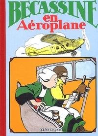Caumery et J-P Pinchon - Bécassine Tome 2 : Bécassine en aéroplane.
