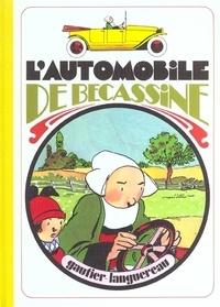 Caumery et Joseph Porphyre Pinchon - Bécassine Tome 5 : L'automobile de Bécassine.