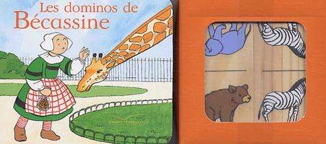 Caumery et  Pinchon - Les dominos de Bécassine.