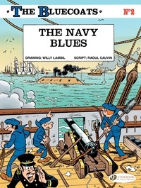 Cauvin/lambil - The bluecoats - tome 2 the navy blues - vol02.