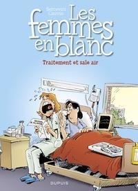 Cauvin et  Bercovici - Les femmes en blanc - tome 41 - Traitement et sale air.