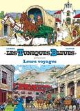 Cauvin et  Lambil - Les Tuniques bleues présentent 10 : Les Tuniques Bleues présentent - tome 10 - Leurs voyages.