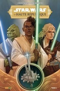Cavan Scott et Ario Anindito - Star Wars - La Haute République Tome 1 : Il n'y a pas de peur.