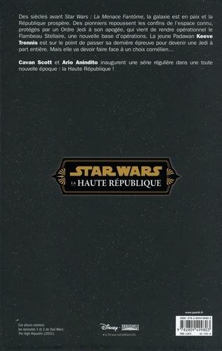 Star Wars - La Haute République Tome 1 Ordalie