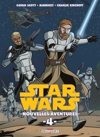 Cavan Scott et  Mauricet - Star Wars - Nouvelles Aventures Tome 4 : .