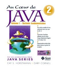 Openwetlab.it Au coeur de Java 2 - Tome 1, Notions fondamentales Image