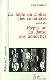 Caya Makhélé - Théâtre des cinq continents  : La fable du cloître des cimitières suivi de Picpus ou la danse aux amulettes.