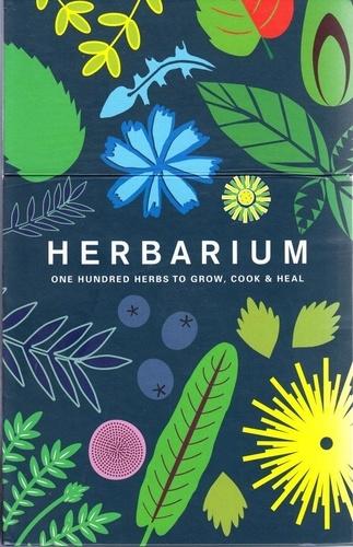Caz Hildebrand - Herbarium 100 cards.