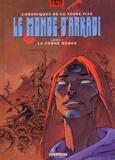 Caza - Le monde d'Arkadi Tome 4 : La corne rouge.