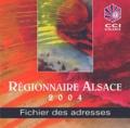 Dominique Biache et  Collectif - Régionnaire Alsace - Fichier des adresses.