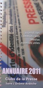 CCI Grenoble - Annuaire du Club de la presse et des médias de Grenoble et de l'Isère et du Club Drôme-Ardèche.
