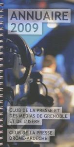 CCI Grenoble - Annuaire du Club de la presse et des médias Isère et du Club Drôme-Ardèche.