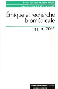 Histoiresdenlire.be Ethique et recherche biomédicale - Rapport 2005 Image