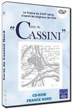 CDIP - Carte de Cassini : partie Nord - CD-ROM.