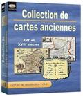 CDIP - Collection de cartes anciennes XVIe et XVIIe siècles - CD-ROM.