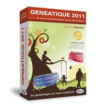 CDIP - Généatique 2011 Classique - La généalogie en toute simplicité, DVD.