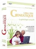 CDIP - Généatique - Version prestige. 1 Cédérom
