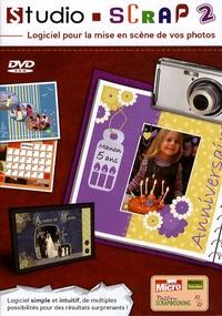 CDIP - Studio-Scrap 2 - Logiciel pour la mise en scène de vos photos. 1 DVD
