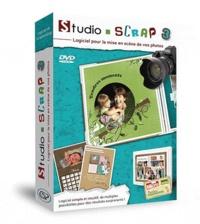 CDIP - Studio-Scrap 3 - Logiciel pour la mise en scène de vos photos, DVD.