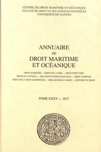 Annuaire de droit maritime et océanique - Tome 35/2017.pdf