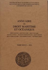 Annuaire de droit maritime et océanique - Tome 36/2018.pdf