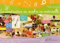 CDP Nouvelle-Calédonie - La construction du nombre en maternelle. 3 DVD
