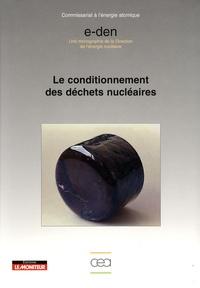 CEA - Le conditionnement des déchets nucléaires.
