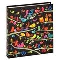 CEANOTHE - Album photo Artistes à pochettes 100v 11,5x15 N. Gouny Oiseaux