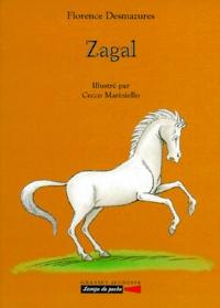 Cecco Mariniello et Florence Desmazures - Zagal.