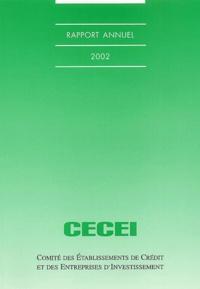 CECEI - Rapport Annuel 2002.