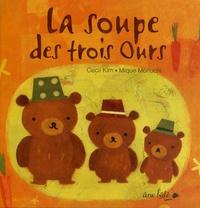 Cecil Kim et Mique Moriuchi - La soupe des trois ours.