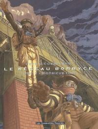 Cecil et Eric Corbeyran - Le réseau Bombyce Tome 2 : Monsieur Lune.