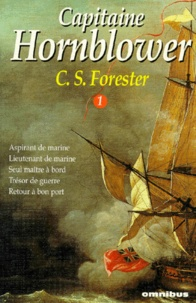 Cecil-Scott Forester - Capitaine Hornblower Tome 1 : .