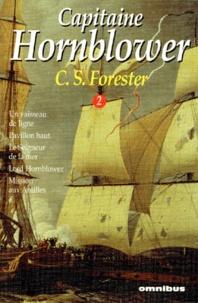 Téléchargez des livres gratuits sur pc Capitaine Hornblower Tome 2 par Cecil-Scott Forester 9782258039629 (Litterature Francaise) MOBI CHM DJVU