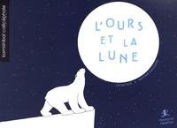 Cécile Alix et Antoine Guilloppé - L'ours et la lune.