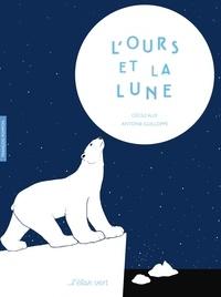 Cécile Alix et Antoine Guilloppé - L'ours et la Lune - François Pompon.
