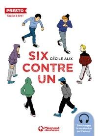 Cécile Alix - PRESTO - Six contre un LN-EPUB.